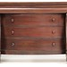 115. Extra Long Classical Revival Mahogany Buffet