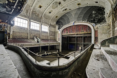 Sitting in the cheap seats (odin's_raven) Tags: light urban abandoned photoshop photography nikon theater theatre decay exploring explorer wideangle spooky urbanexploration inside exploration raven derelict decayed urbanexploring ue urbex photomatix nikor odins d700 1424mm talkurbex odinsraven odinsravenphotography