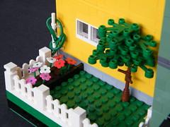 City Street (16) (DarthNick) Tags: corner buildings town cafe lego cc modular