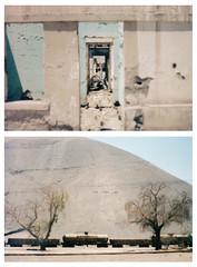 Slo dios salva (vale.hofmann) Tags: chile trip viaje 35mm desert desierto analoga tercera region praktica norte copiap