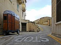 STOP (maramillo) Tags: maramillo malta word road thechallengefactory unanimous bigmomma aficionados friendlychallenges challengeyouwinner agcgwinner otr