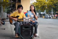 _DSC1485 (Kohji Iida) Tags: street city photography hall university blind metro guitar box philippines sm manila donation kohji iida