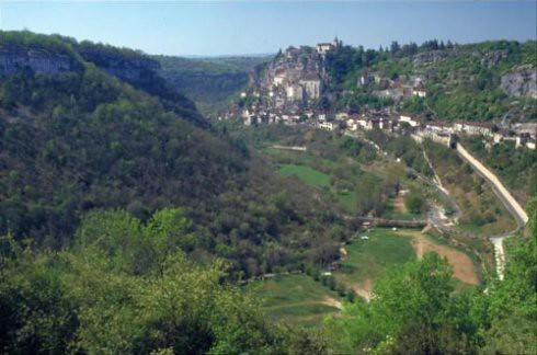 causses du quercy - Photo