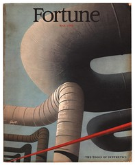 FORTUNE - May 1948 (Unkee E.) Tags: illustration vintage typography graphicdesign coverart books retro fortune bookcover bookcovers bookjacket crosssection fortunemagazine georgegiusti vintagebookcovers bookcoverillustration