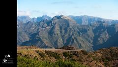 Rough Edges (geirkristiansen.net.) Tags: terrain mountain flora top hill deep places valley pico ruivo madeira rugged fjell fjellside 2470mmf28g hairpinroad