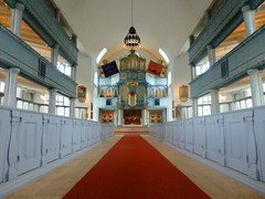 The interior of Rros church, Norway (Frans.Sellies (off for a while)) Tags: world heritage norway norge site unescoworldheritagesite unesco worldheritagesite list rros unescoworldheritage sites worldheritage weltkulturerbe whs noreg humanidad patrimonio roros worldheritagelist welterbe kulturerbe patrimoniodelahumanidad heritagesite unescowhs patrimoinemondial werelderfgoed ph533 vrldsarv  heritagelist werelderfgoedlijst verdensarven wolrdheritagelist   patriomoniodelahumanidad    patriomonio p1050639 blinkagain