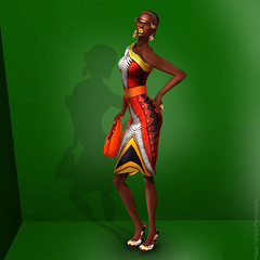 Loovus Dzevavor March Styling (Leezah Kaddour) Tags: fashion mesh models clothes sl secondlife stylings slfashionweek loovusdzevavor leezahkaddour