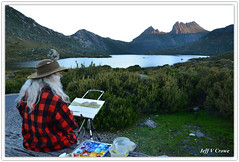 CAPTURING CRADLE MOUNTAIN (Jeff Crowe) Tags: