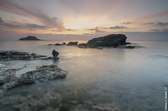 Only Raw (Carlos J. Teruel) Tags: sol sunrise mar nikon mediterraneo paisaje tokina murcia amanecer cielo nubes cartagena rocas marinas d300 filtros 2011 1116 islotes tokina1116 xaviersam singhraydarylbensonnd3revgrad onlyraw singhraynd3revgrad carlosjteruel polarizadorlee105