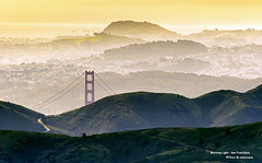Morning Light - San Francisco (davidyuweb) Tags: sanfrancisco california park morning bridge light usa sun lights golden gate san francisco layers candlestick sfist candlestickpark
