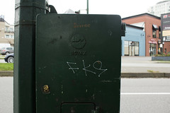 FKS (williecb750) Tags: vancouver graffiti fks