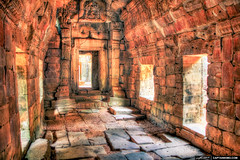 Acient-Ruins-in-Angkor-Wat-Temple-Cambodia