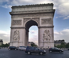 Arc De Triomphe (awagner21) Tags: france placecharlesdegaulle arctriomphe b232et