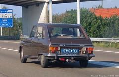 Renault 16 TL automatic 1977 (Wouter Bregman) Tags: auto old france classic car vintage french automobile belgium belgique tl belgië voiture renault automatic 16 1977 ancienne française renault16 57sx13