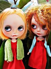Margot y Sabrina