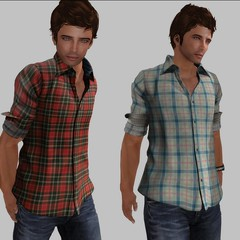 New Kal Rau release the casual shirt M2. (sam laszlo) Tags: kal rau kalrau