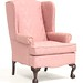 119. Chippendale Style Wing Chair
