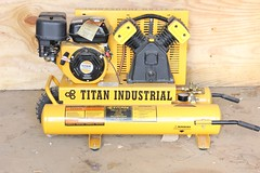 5003. Air Compressor, Titan Industrial