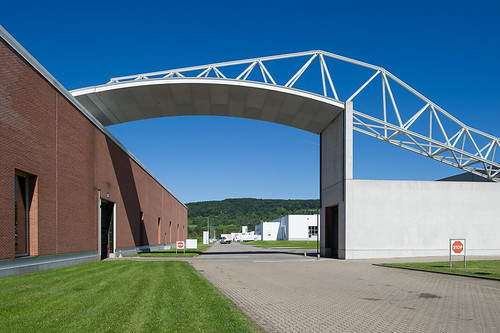 Produktionhalle, Vitra Campus, Weil am Rhein | Design Verner Panton | powered by tagwerc