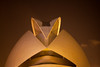 Alien (Giuseppe Brancato) Tags: urban abstract valencia architecture canon spain espana calatrava 5d astratto spagna giuseppe notturno ciudaddelasartesylasciencias nocturn cityofartsandsciences lasartes brancato giuseppebrancato