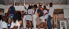 """Venez faire la Fête au """"Chrishi Beach Club"""" sur l'île de Nevis / It's Beach Party Time at """"Chrishi Beach Club"""" in Nevis! (I Love St.Kitts & Nevis) Tags: family famille party music food west beach station saint st norway bar club fun island restaurant islands bay design dance sand paradise king artist fiesta floor wine time christopher ile resort christian queen gourmet souvenir cocktail fete snack hedda caribbean fête christophe fin reine paradis handcraft musique stkitts zenith norvege antilles nevis roi artiste baie indies pristine cades île kitts caraibes création leeward balnéaire artisanale hwd hôte chrishi wienpahl"""