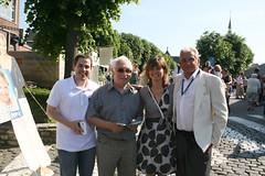 Nivelles-1juin 2009 015 (Patrick Williot) Tags: bw mr elections campagne 2009 brabant mouvement wallon rgion reformateur