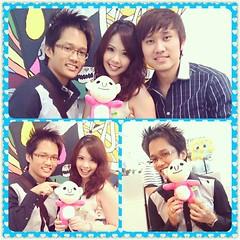 น้องรักคีบตุ๊กตาในราคา 300 บาท ราคาหน้าร้าน 450 บาท ส่วนตัวล่างขวาคีบมา 50 บาท อิอิ @fah_haneul