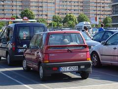 Daewoo Tico SX (peterolthof) Tags: daewoo gdansk tico