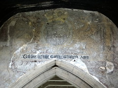 Quinton, Warwickshire (Sheepdog Rex) Tags: royalarms wallpaintings stswithinschurch quinton
