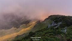 Sunset from Hehuanshan East Peak (g u i l l a u m e) Tags: hehuanshan taiwan