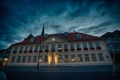 Altes Rathaus Uelzen (holgerpommerien) Tags: uelzen niedersachsen deutschland hdr weitwinkel