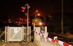 Felixstowe Beach (Chris Baines) Tags: 37608 37611 network rail test train felixstowe beach suffolk