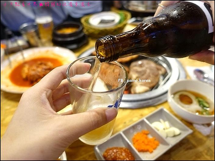 弘大高敞覆善良的排骨烤肉店 (15).JPG
