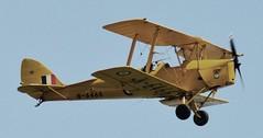 DE HAVILLAND DH-82 TIGER MOTH N6466 (Fleet flyer) Tags: trainer biplane dh82tigermoth dehavilland dehavillanddh82 dehavillanddh82tigermoth moth tiger dh82 havilland de dehavillanddh82tigermothn6466 n6466 shuttleworth shuttleworthcollection oldwarden bedfordshire