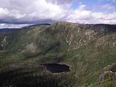 026 - Parc national de la Gaspsie : Mont Xalibu (Arfphandal Forfal Forphan) Tags: trip qubec gaspsie forest tree arbre fort nature water eau park landscape