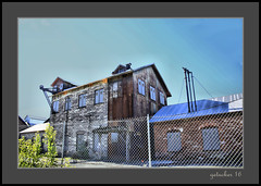 Smelter Hancock MI (the Gallopping Geezer 3.8 million + views....) Tags: mining smelter quincysmelter industry copper hancock mi michigan upperpeninsula smalltown industrial building structure canon 5d3 tamron 28300 geezer 2016 closed abandoned decay decayed worn faded vacant
