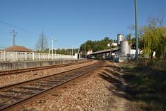 Vista de Este - Livrao (2) (valeriodossantos) Tags: comboio train infraestruturasdeportugal infraestruturas refer estaes estaodalivrao livrao marcodecanaveses linhadodouro caminhodeferro portugal