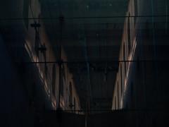 space (Cosimo Matteini) Tags: cosimomatteini ep5 olympus pen m43 mft mzuiko45mmf18 bilbao pasvasco spain es azkunazentroa alhndigabilbao philippestarck ricardobastida warehouse architecture leisure culture centre space