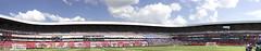 Estadio La Corregidora, Qro. (gyogzz) Tags: stadium panorama panoramic photographie sport estadio la corregidora querétaro rayados monterrey gallos blanco liga mx méxico