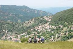 Gazing Lagkadia Village (Yiannis Sinadinos) Tags: lagkadia arcadia greece trekking menalon trail menalontrail mountain pick outdoor activities