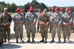Multi-state Air Guard team brings new training site to Camp Pendleton (Virginia Guard Public Affairs) Tags: virginianationalguard airfielddamagerepairtrainingsite camppendleton redhorse virginiabeach virginia unitedstatesofamerica