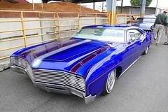 1967 Buick Wildcat (bballchico) Tags: 1967 buick wildcat custom bluehawaiian goodguys goodguyspacificnwnationals carshow tonyshouseofkustom pinstripe