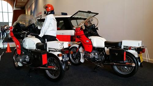 1977 BMW R75/7 - 1984 BMW R80/7
