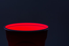 Red Solo Cup (justinlangston336) Tags: cup redsolocup werehere wah curves curve red