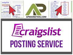 Craigslist Posting Service AP Marketers (APMARKETERS.COM) Tags: atlantaonlinemarketing craigslistpostingservice atlantawebdisign atlantalogoservice georgiawebdesign georgiacraigslistposting georgialogodesign atlanta online marketing craigslist posting service web disign atlantalogo georgia design logo apmarketers ap marketers apmarketerscom