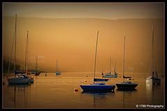 Hill fog at Rhu (Rollingstone1) Tags: rhu scotland sailing boats hills mist houses water sea bhoys yachts fog dockbay