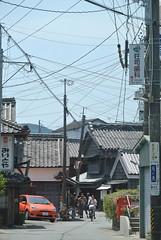 ise181 (tanayan) Tags: road street alley mie ise japan nikon j1 kawasaki