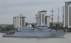 FS Cephee M652 (6) @ Gallions Reach 16-09-16 (AJBC_1) Tags: riverthames gallionsreach london frenchnavy minesweeper military warship ©ajc dlrblog ship boat vessel england unitedkingdom uk navy navalvessel northwoolwich eastlondon newham minehunter mcv londonboroughofnewham fscephee m652 tripartiteclassminehunter nikond3200