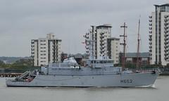 FS Cephee M652 (6) @ Gallions Reach 16-09-16 (AJBC_1) Tags: riverthames gallionsreach london frenchnavy minesweeper military warship ajc dlrblog ship boat vessel england unitedkingdom uk navy navalvessel northwoolwich eastlondon newham minehunter mcv londonboroughofnewham fscephee m652 tripartiteclassminehunter nikond3200
