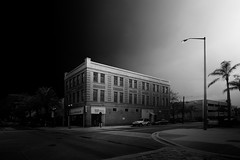 Cleveland St. (Dennis_Ramos) Tags: clearwater florida clevelandstreet blackandwhite fineart architecture dennisramos nikon tokina tokina1735mmf4 downtown